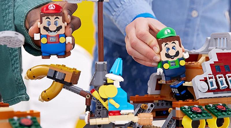 LEGO Super Mario Multiplayer Featured