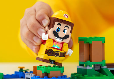 LEGO Stores offer Super Mario demos