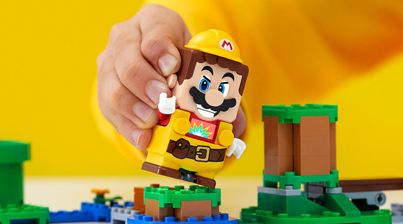 LEGO Super Mario Power Packs