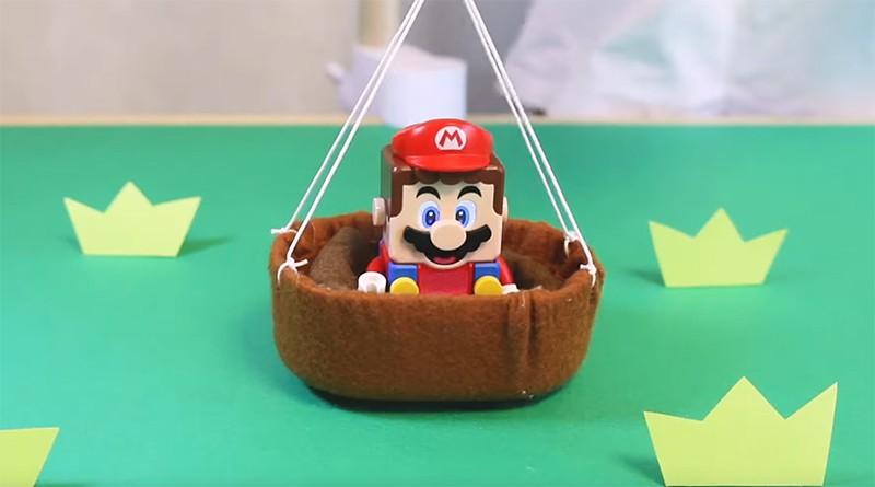 LEGO Super Mario Crafting Featured
