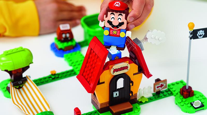 LEGO Super Mario Interview Featured 1