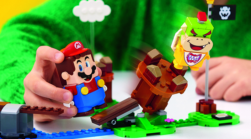 LEGO Super Mario Interview Featured 2