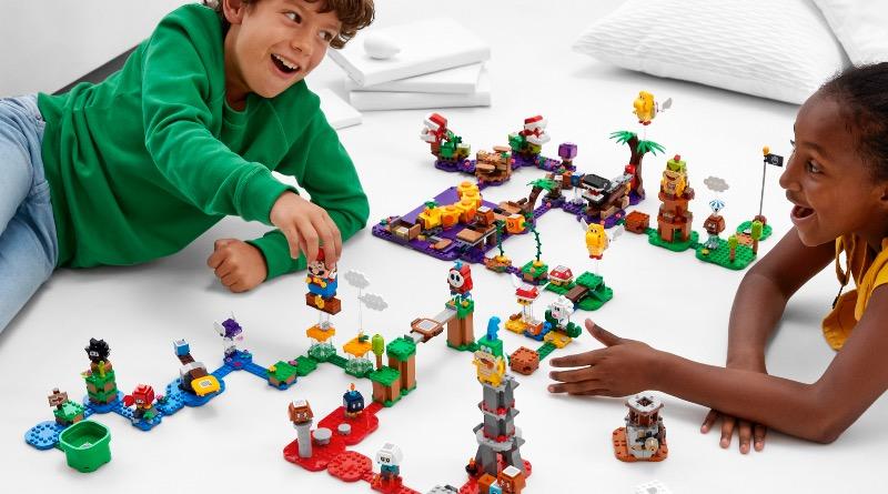 LEGO Super Mario Lifestyle Featured