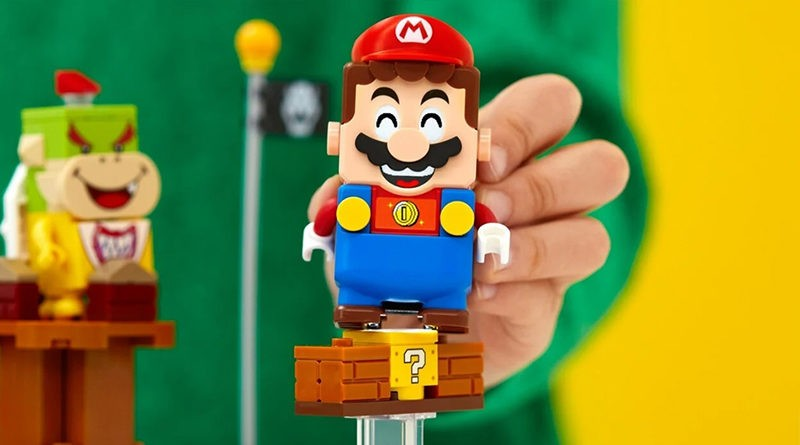 LEGO Super Mario Power Up Featured 800x445