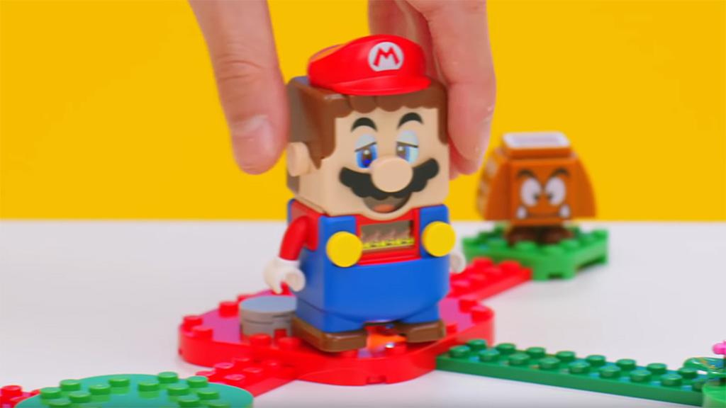 LEGO Super Mario Video 1