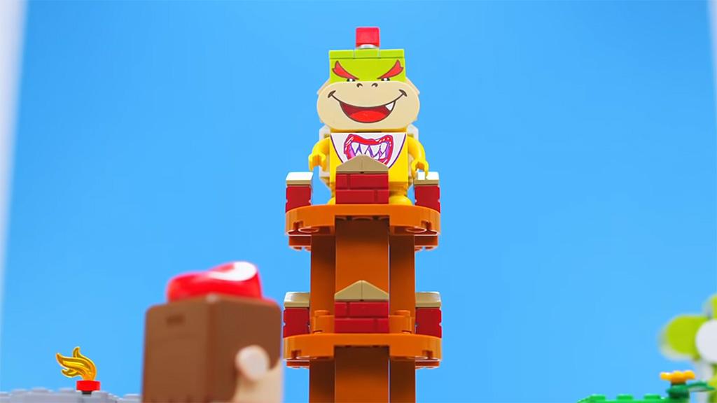 LEGO Super Mario Video 2