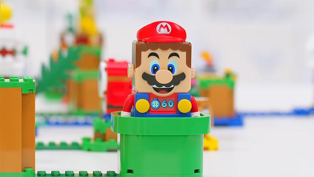 LEGO Super Mario Video 4