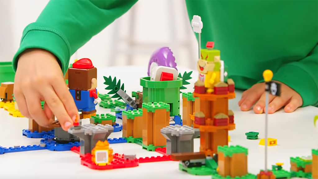 LEGO Super Mario Video 5