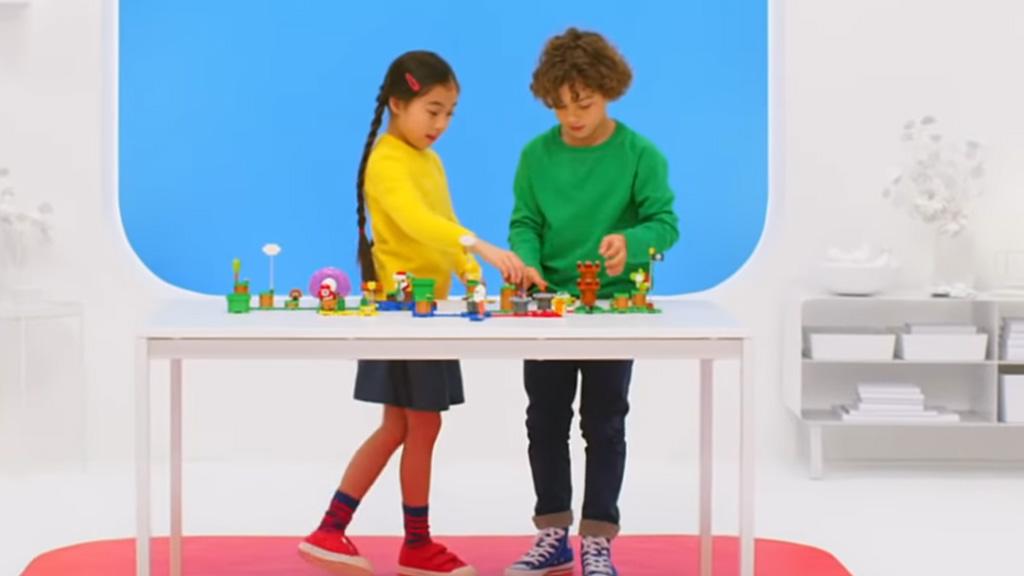 LEGO Super Mario Video 6