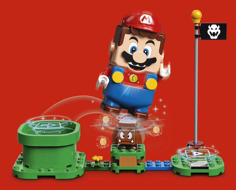 LEGO Super Mario Red