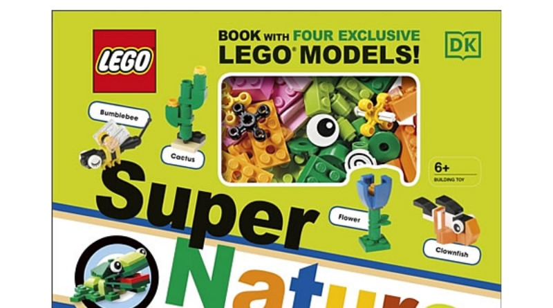 LEGO Super Nature Book Featured