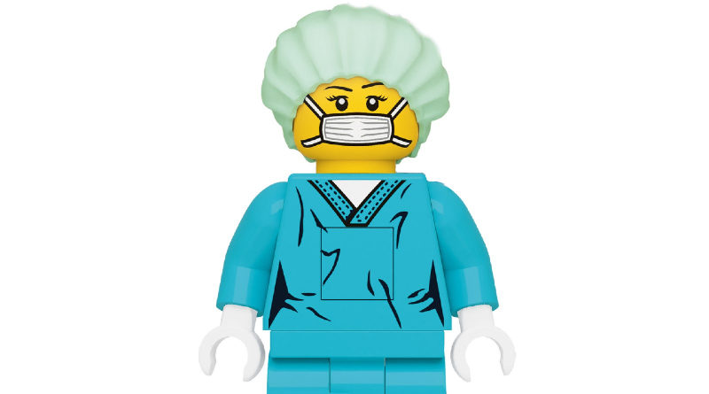 LEGO Surgeon Featured 800x445