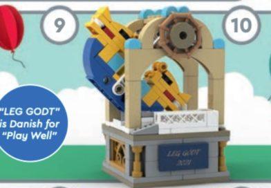 The LEGO Swing Ship GWP offer starts soon