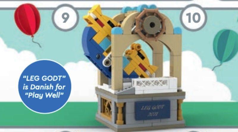 LEGO Swing Ship Ride