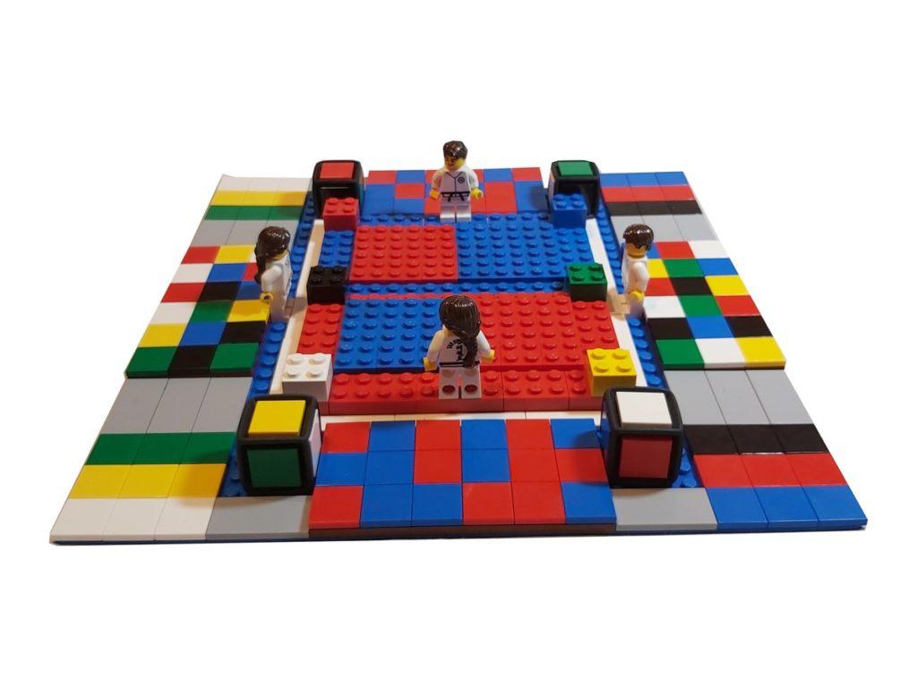 LEGO TX Master Games