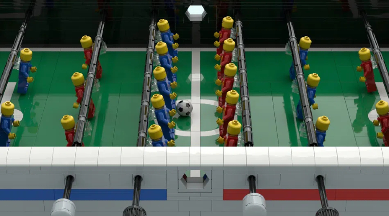 LEGO Tabletop Sports Featured