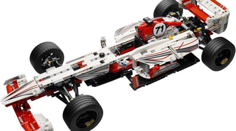 LEGO Technic 42000 Grand Prix Racer featured