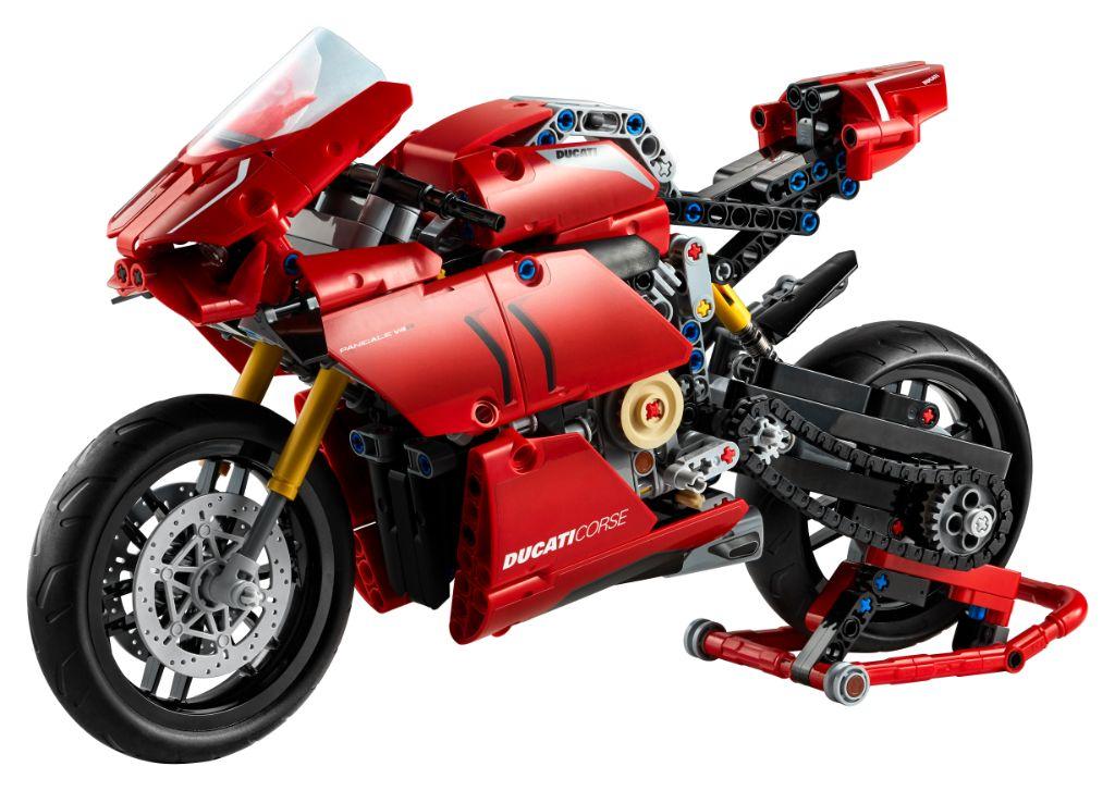 LEGO Technic 42107 Ducati Panigale V4 R 12