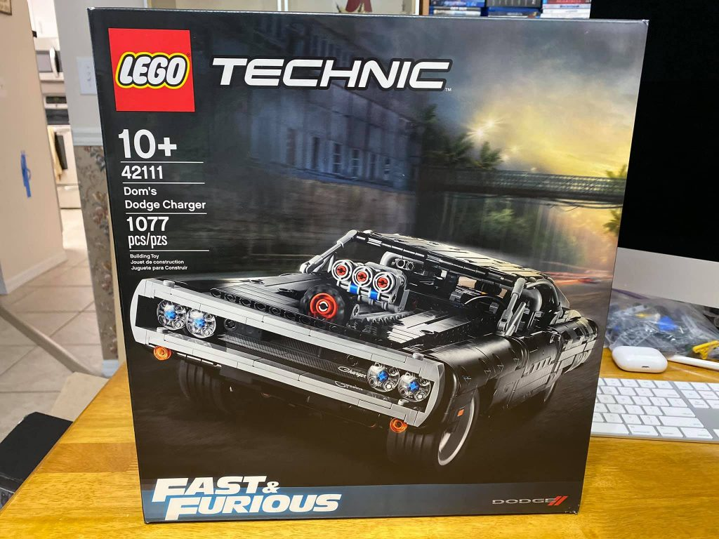 LEGO Technic 42111 Doms Dodge Charger 1024x768