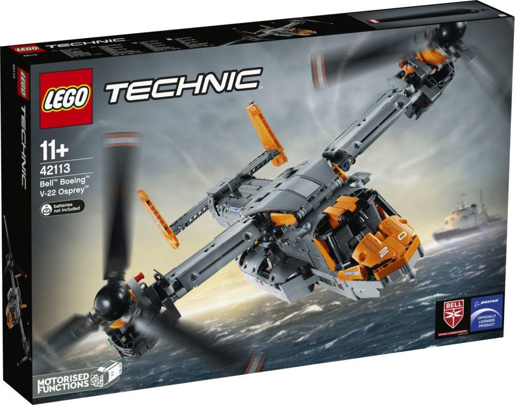 LEGO Technic 42113 Bell Boeing V 22 Osprey 1