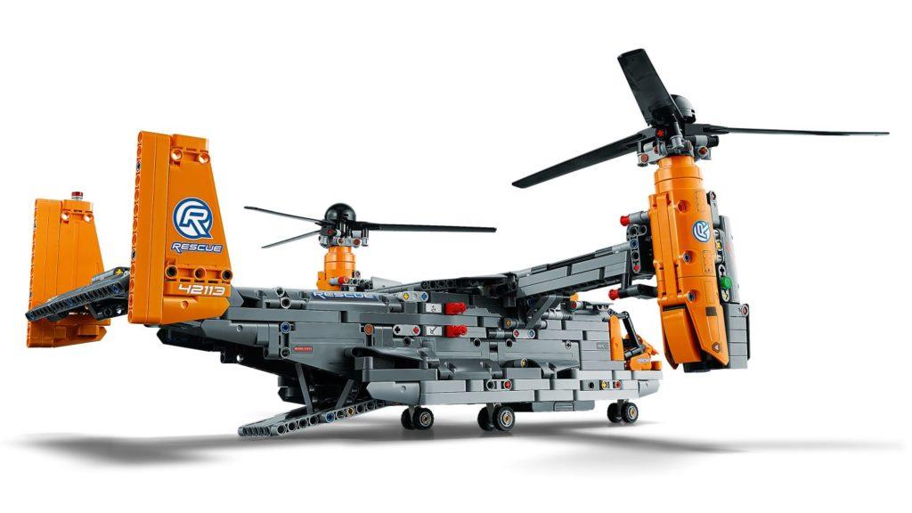 LEGO Technic 42113 Bell Boeing V 22 Osprey 5