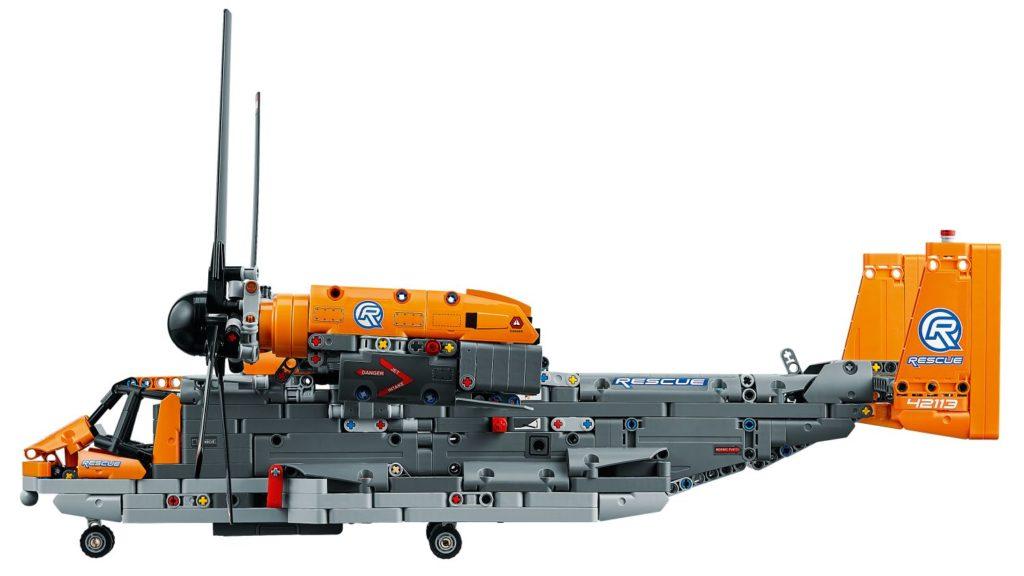 LEGO Technic 42113 Bell Boeing V 22 Osprey 6