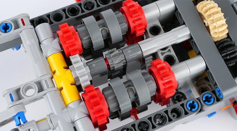 LEGO Technic 42113 Bell Boeing V 22 Osprey Helicopter Broken Featured