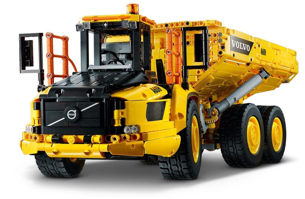 LEGO Technic 42114 6×6 Volvo Articulated Hauler 3