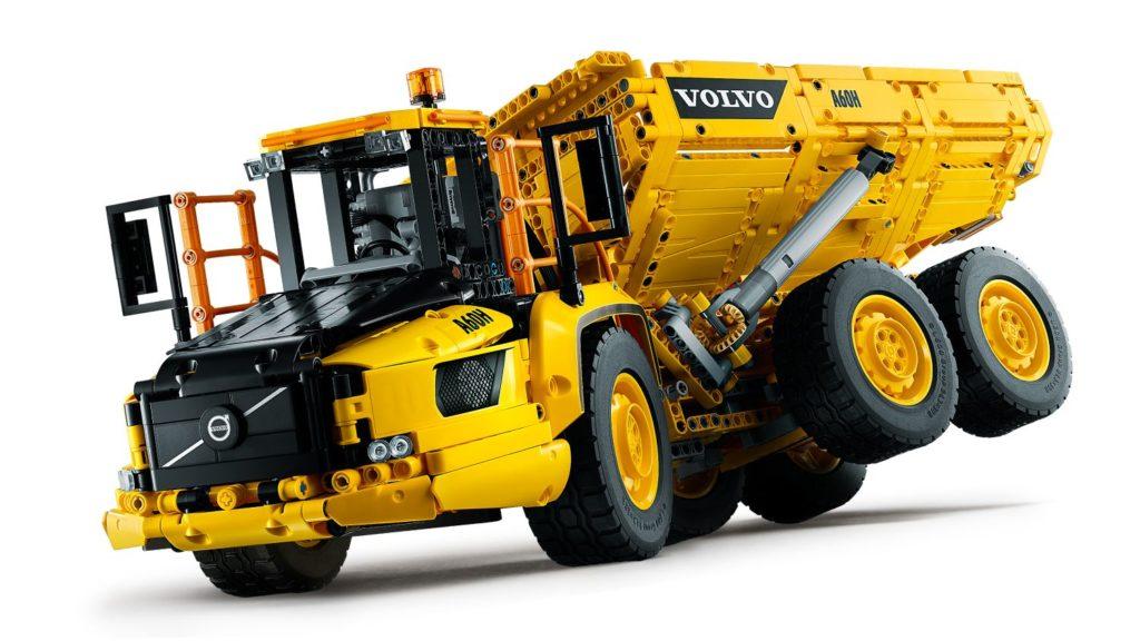 LEGO Technic 42114 6×6 Volvo Articulated Hauler 7