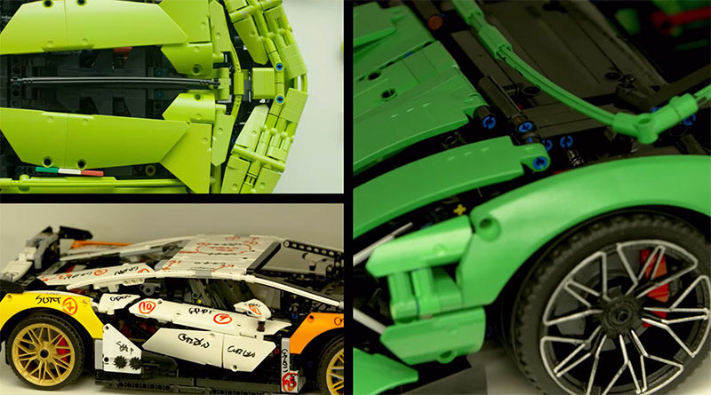 LEGO Technic 42115 Lamborghini Sián FKP 37 Bts Featured 800x445