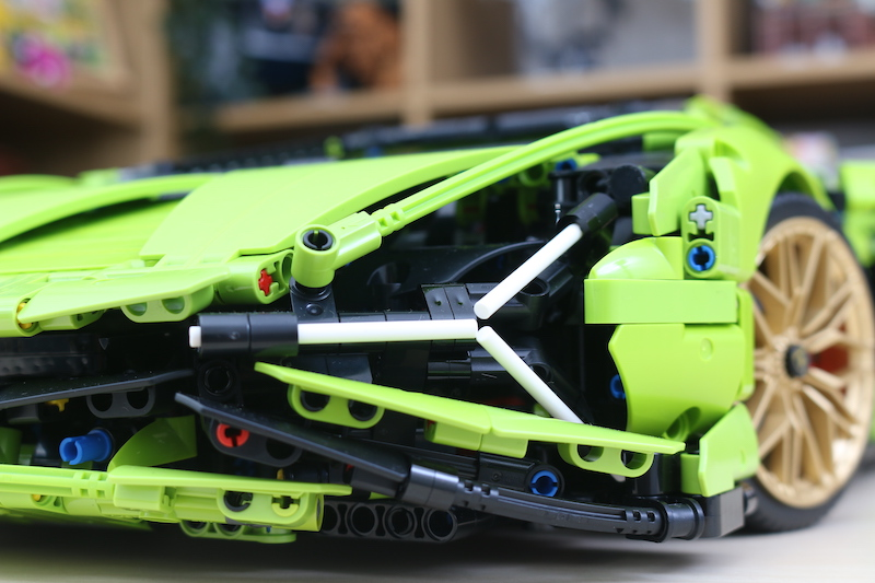 LEGO Technic 42115 Lamborghini Sian FKP 37 Review 108