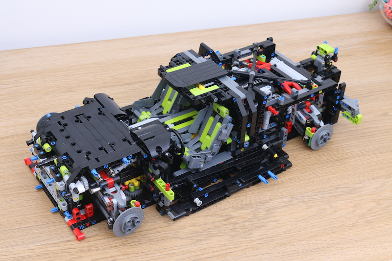 LEGO Technic 42115 Lamborghini Sian FKP 37 Review 47
