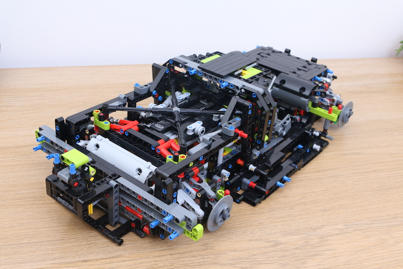 LEGO Technic 42115 Lamborghini Sian FKP 37 Review 49