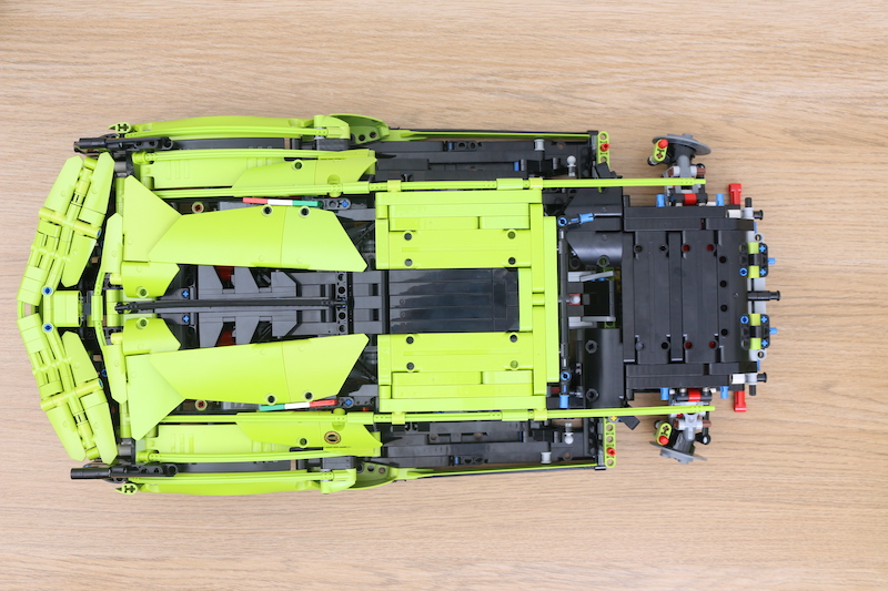 LEGO Technic 42115 Lamborghini Sian FKP 37 Review 61