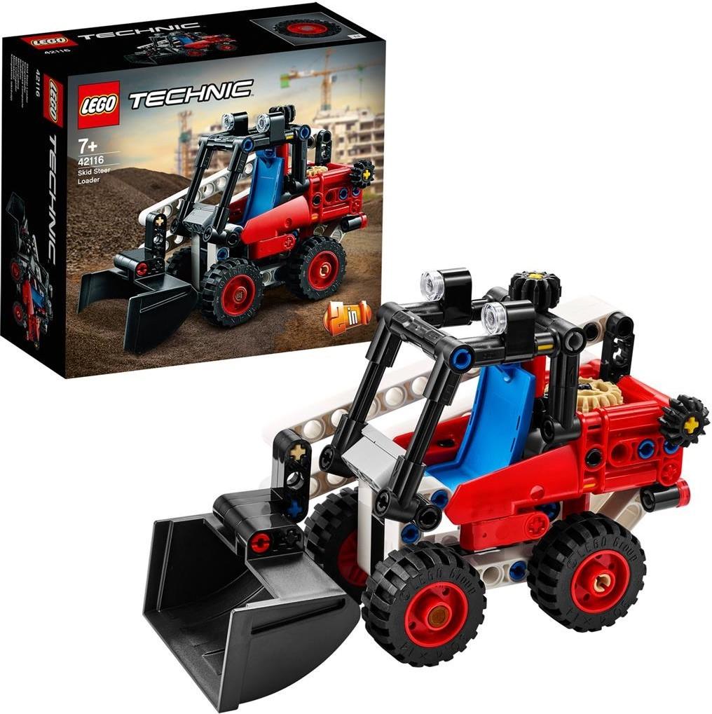 LEGO Technic 42116 Skid Steer Loader
