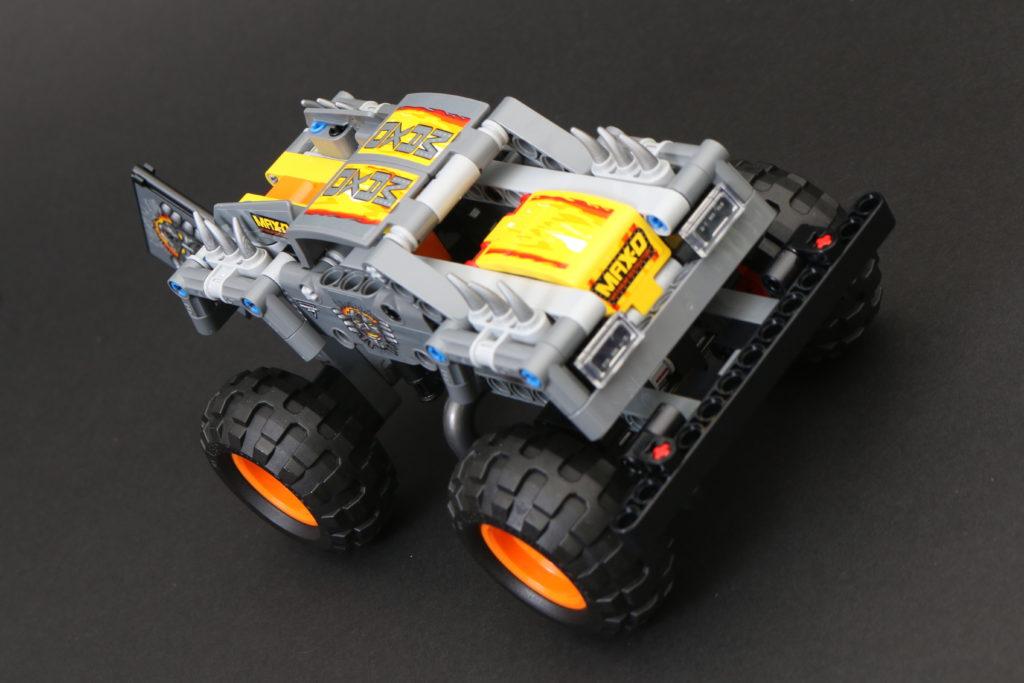 LEGO Technic 42119 Monster Jam Max D Review 12