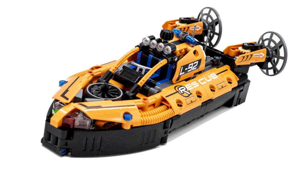 LEGO Technic 42120 Rescue Hovercraft 16