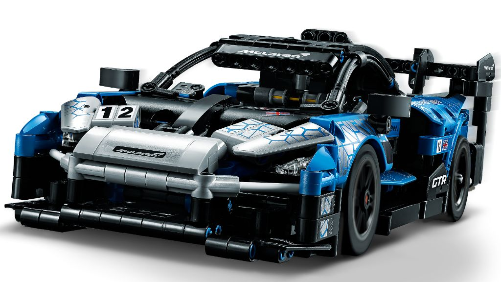LEGO Technic 42123 McLaren Senna GTR 11