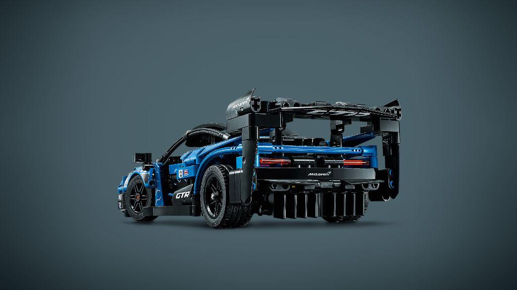 LEGO Technic 42123 McLaren Senna GTR 13