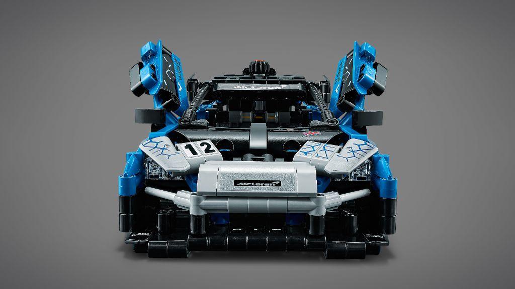 LEGO Technic 42123 McLaren Senna GTR 14