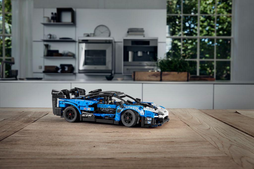 LEGO Technic 42123 McLaren Senna GTR 5