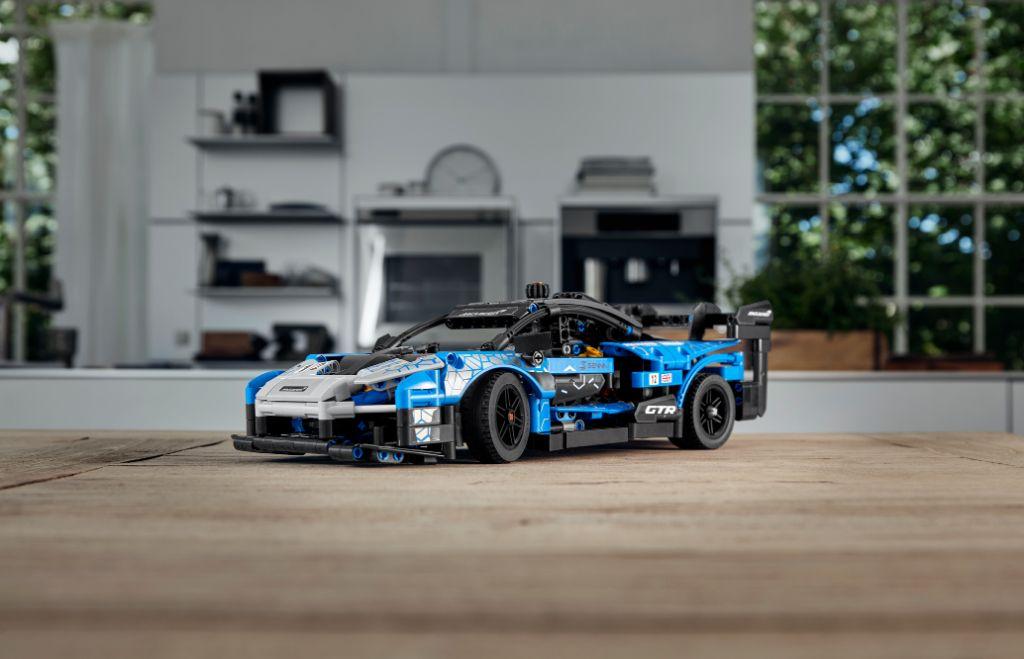 LEGO Technic 42123 McLaren Senna GTR 6