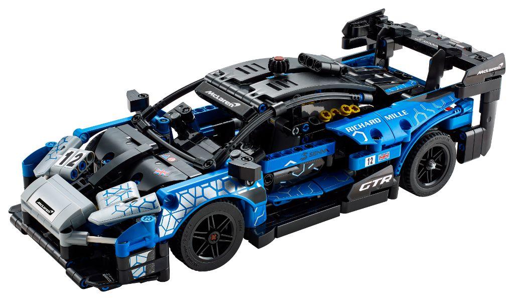 LEGO Technic 42123 McLaren Senna GTR 9