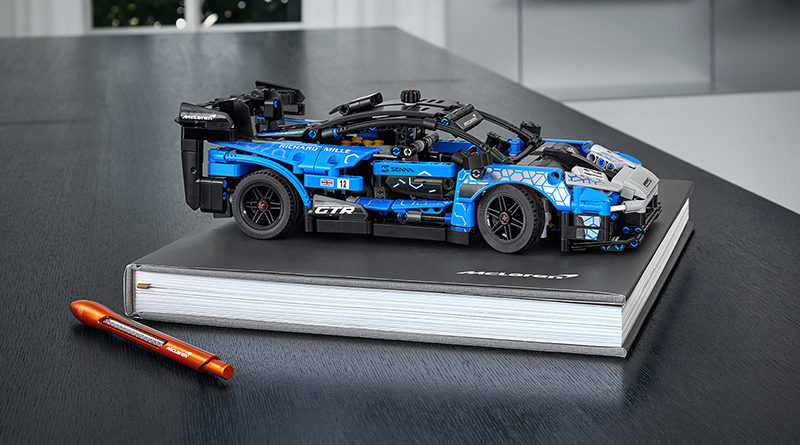 LEGO Technic 42123 McLaren Senna GTR Featured 800x445