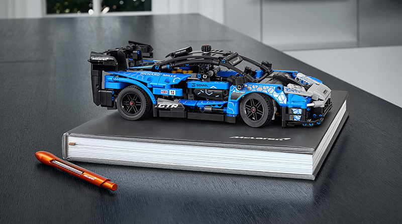 LEGO Technic 42123 McLaren Senna GTR Featured