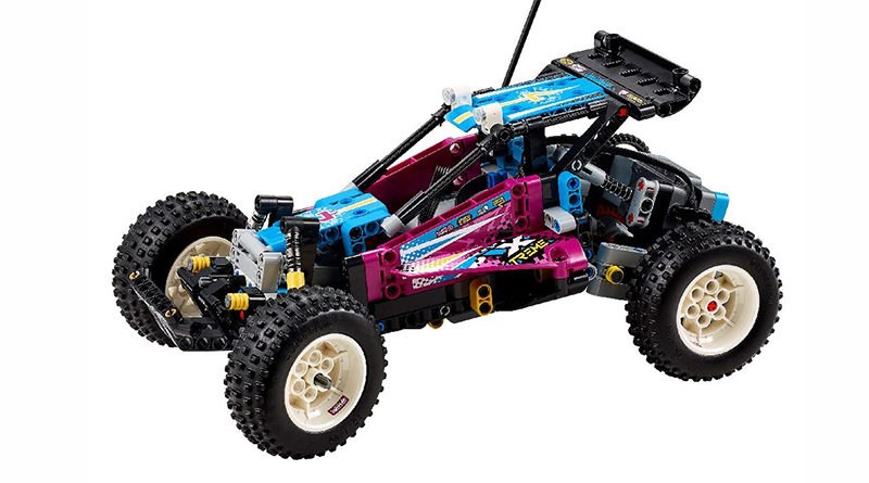 LEGO Technic 42124 Off Road Buggy Featured 800x445