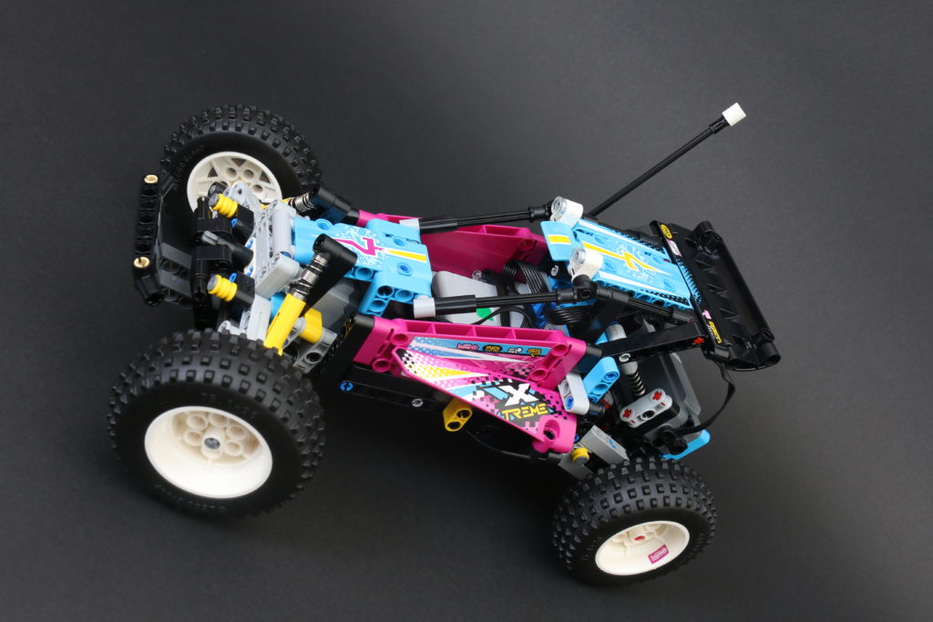 LEGO Technic 42124 Off Road Buggy Review 10