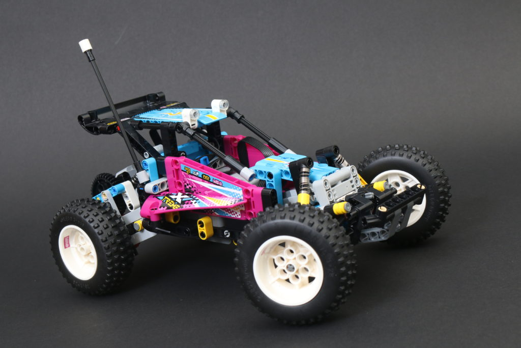 LEGO Technic 42124 Off Road Buggy Review 11