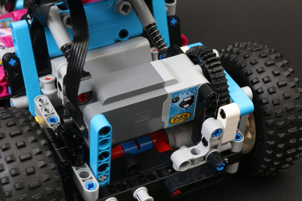 LEGO Technic 42124 Off Road Buggy Review 18
