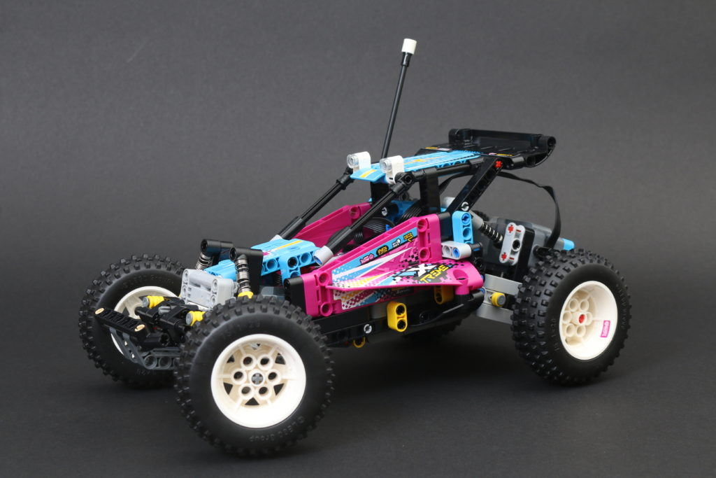 LEGO Technic 42124 Off Road Buggy Review 2